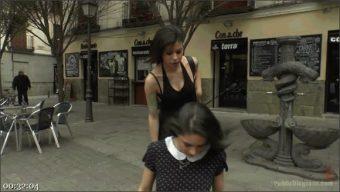 Carolina Abril – Emilio Ardana – Satrina – Perky Carolina Abril is Ravaged and Shamed in Crowded Bar