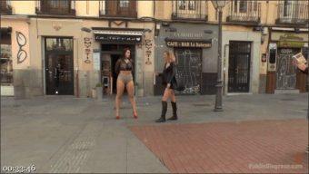 Mona Wales – Xavi Tralla – Klara Gold – Busty Klara Gold Fucked Hard Outdoors!!!