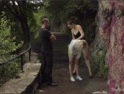 Frank Gun – Melanie – Tina Kay – Gorgeous Whore Melanie Services Public Disgrace