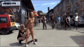 Mona Wales – Conny Dachs – Lullu Gun – Party Girl Gets Pasta with a Side of Balls in her Mouth