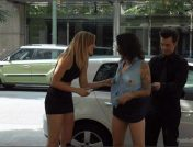 Mona Wales – Conny Dachs – Coco Chanal – Porno Virginty taken with a Public Double Penetration