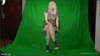 Mona Wales – Liz Rainbow – Juan Lucho – The Humiliation of Liz Rainbow – Part 1 Fitness Domination