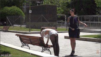 Steve Holmes – Joel Tomas – Gemma Gomory – Silvia Rubi – Demure Pain Slut Humiliated