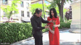 Steve Holmes – Antonio Ross – Lilyan Red – Walk of Shame Slut Lilyan Red, Disgraced, Humiliated, Fucked in Public