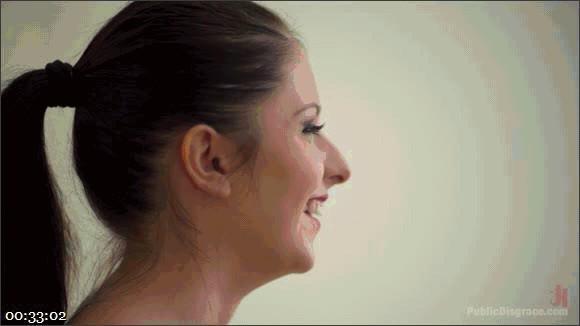 Steve Holmes – Cherry Kiss – Rebecca Volpetti – 19 Year Old Rebecca Volpetti Humiliated with Public Sex and Punishment_cover