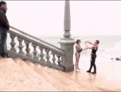 Mistress Kara – Tommy Pistol – Ashley Lane – Statuesque Blonde, Ashley Lane, Drenched, Defiled, and Shamed