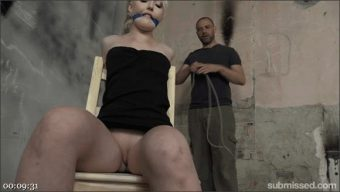 Lovita Fate – Ar – Lovita Fate Is Tied To A Chair And Has Her Nipples Punished