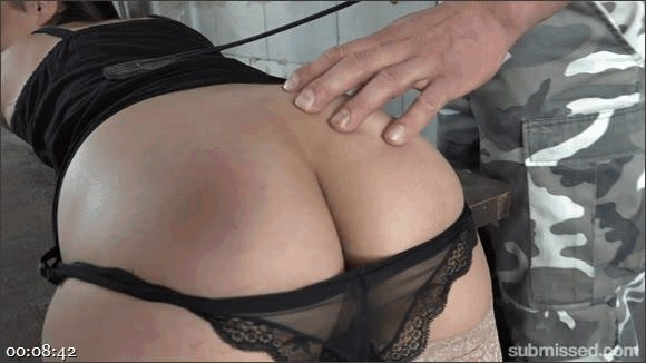 Alex – Ashley Ocean – Ashley Ocean tied up and fucked up_cover