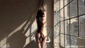 Ashley Ocean – Ar – Ashley Ocean Ballgagged and Whipped