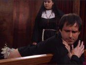 Bettie Bondage – Hannah Hunt – Marcelo – Jimmy Broadway – Nuns Take Creepy Peeping Tom to Hell!