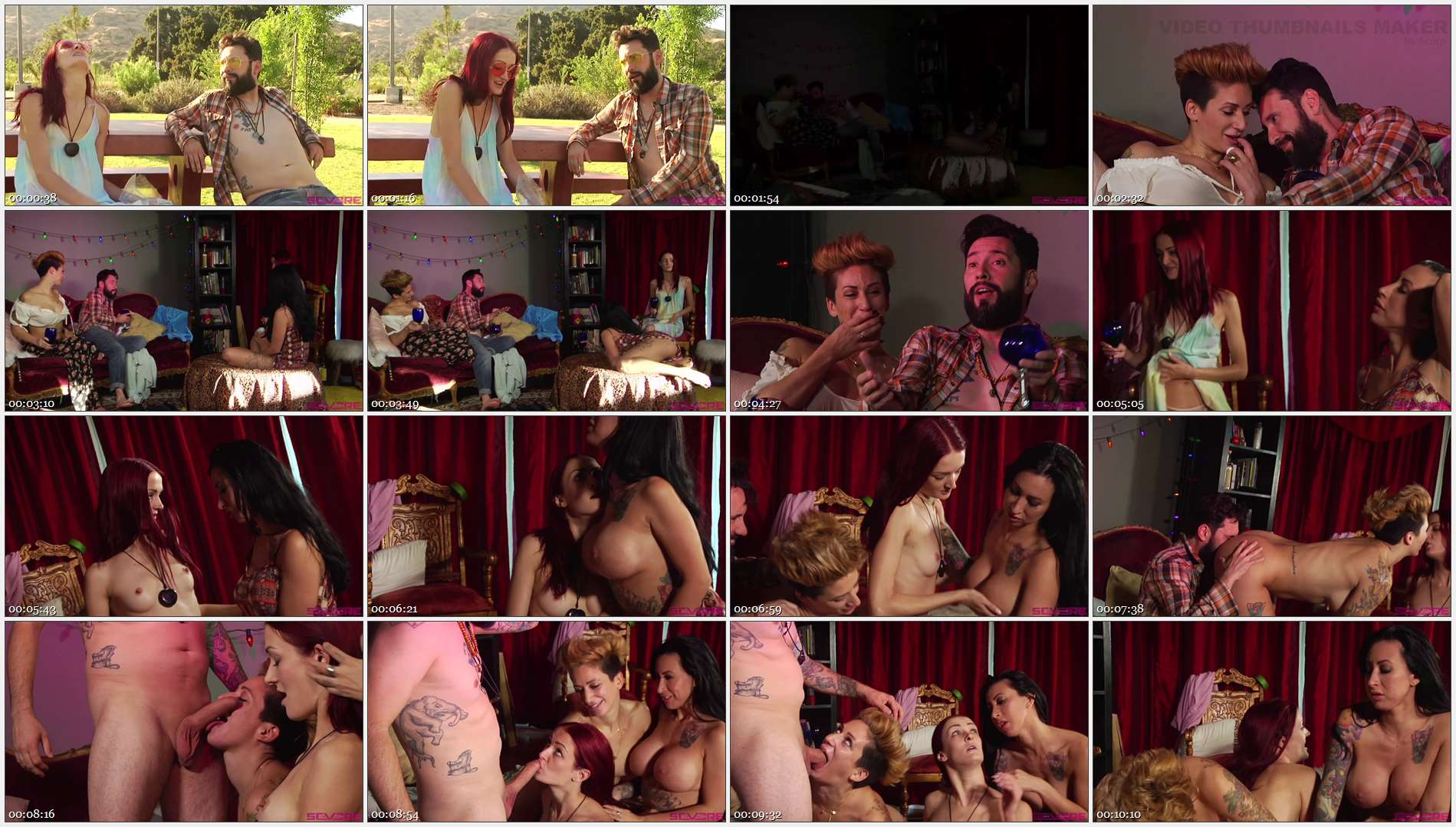 Andi Rye – Tommy Pistol – Lily Lane – Della Dane – My Life in a Sex Cult: Chapter One