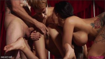 Andi Rye – Tommy Pistol – Lily Lane – Della Dane – My Life in a Sex Cult: Chapter Two
