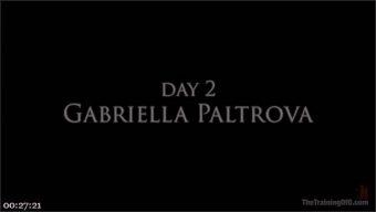 Gabriella Paltrova – Owen Gray – No Whining: Gabbriella Day Two