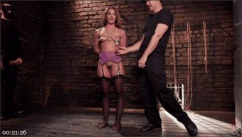 Savannah Fox – Alex Legend – Big Ass Double Penetration Squirting Bondage Slave, Savannah Fox