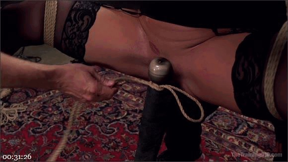 Sabrina Banks – Bill Bailey – All Natural 19 Year Old Submissive Training_cover
