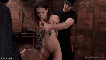 Ashley Adams – Owen Gray – Ashley Adams' Slave Desires: Training Ashley Day One