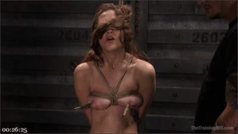 Mr. Pete – Samantha Hayes – Squirting Slave Girl: Samantha Hayes Day Two
