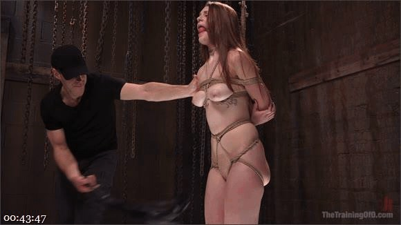 Nora Riley – Owen Gray – Nora Riley's Anal Slave Training_cover