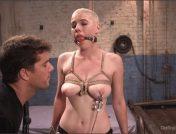 Ramon Nomar – Riley Nixon – Slave Training Gorgeous Newbie: Riley Nixon