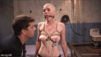 Ramon Nomar – Riley Nixon – Slave Training Gorgeous Newbie: Riley Nixon