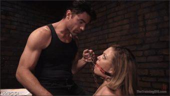 Charles Dera – Carmen Valentina – Training Carmen Valentina