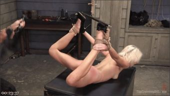 Xander Corvus – Eliza Jane – Training of a Bondage Slave: Eliza Jane Day Two