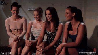 Phoenix Marie – Chanel Preston – Lea Lexis – Bobbi Starr – Part 1: The Shower