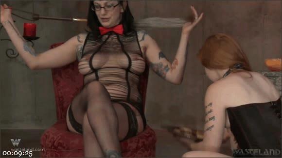 Bella Vendetta – Shiva – Ava Mir-Ausziehen – The Lower Floor – A Kink BDSM Parody!_cover