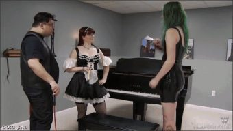 Doc Clockwork – Paige Pierce – Ami Mercury – Turning The Paige: Chapter Five