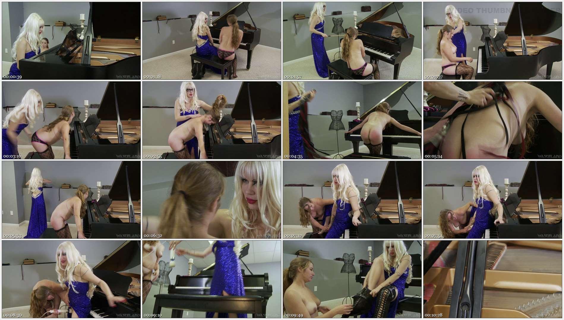 Goddess Starla – Peaches – The BDSM Piano Recital