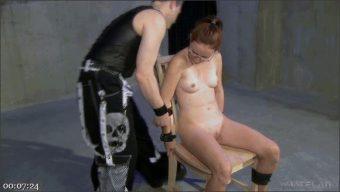 Erix X – Leileyn – The Cheeky Slave