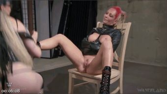 Bondage Betty – Bella Vendetta – Please Take My Panties Off – FemDom Lesbian Domination
