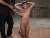 Nyssa Nevers – David Lawrence – Nyssa Nevers Japanese BDSM Punishment – Co-operation