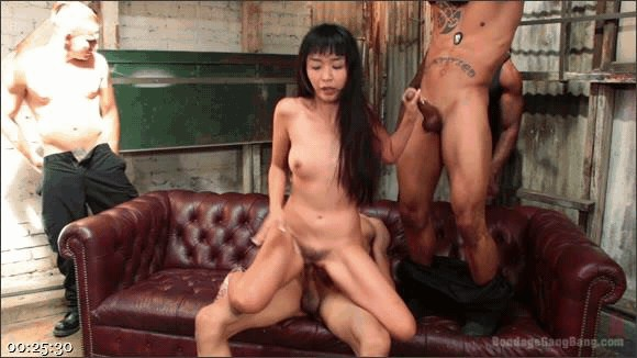 Marica Hase – Newlywed Submissive Gets Gang Banged By Husband's Friends_cover