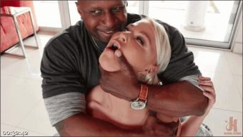 London River – Beautiful Busty Housewife, Bound and Banged