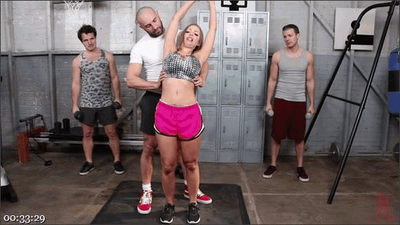 Britney Amber – Britney Amber is Gettin' Pumped_cover