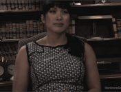 Mia Little – Mickey Mod – Gage Sin – John Strong – Mr. Pete – Karlo Karrera – Jailhouse Cock Slut: Judge Mia Li Double Stuffed!