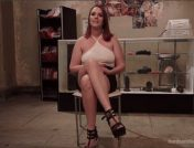 Alisha Adams – Owen Gray – Dorian Deville – Gage Sin – Tommy Pistol – Jon Jon – Route 69: Truckers Welcome. Porn store slut double penetrated!
