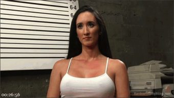 Virginia Tunnels – Bradley Remington – John Strong – Mark Wood – Marco Banderas – Bill Bailey – Prison Heat: Gangbang virgin begs to be brutalized!