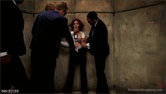 Juliette March – Tommy Pistol – Mickey Mod – Mark Wood – Karlo Karrera – Jon Jon – Mulder Loves Scully: A Sci Fi Gangbang