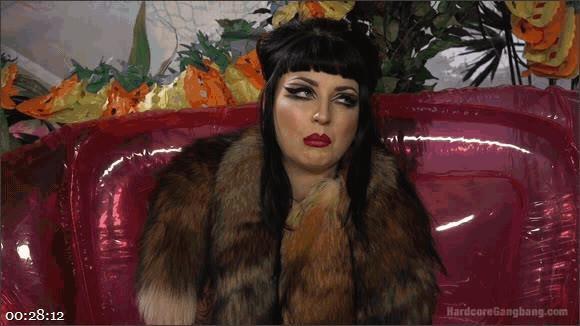 Draven Star – Tommy Pistol – Mickey Mod – Owen Gray – Mark Wood – Stallion – Kink Flamingos: Trailer park trash slut gangbanged by 5 horny dudes!_cover