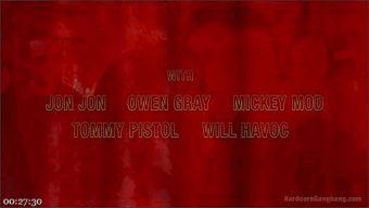 Amber Ivy – Tommy Pistol – Owen Gray – Will Havoc – Mickey Mod – Jon Jon – Damn Fine Pie! A Twin Peaks Parody Gangbang