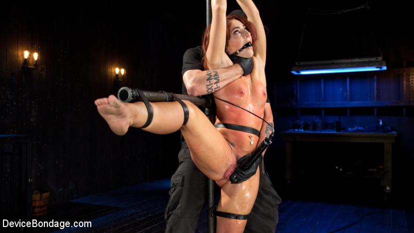 Savannah Fox – Sloppy Slut – Pain Slut Squirts From Torment_cover