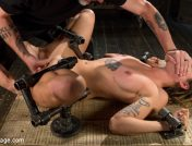 Missy Minks – Helpless Whore Begs For More
