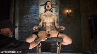 Leigh Raven – Breaking the New Girl – Leigh Raven