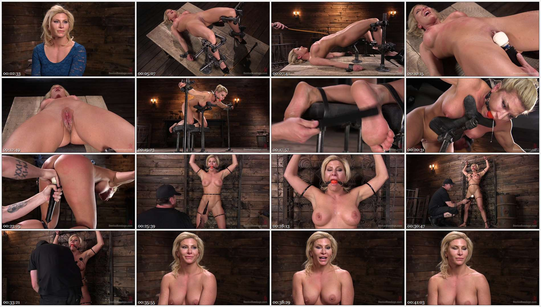 Ariel X – Taking One For the Team