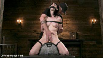 Alex Harper – Fresh Meat – Alex Harper Gets Her 1st Taste of Domination and Bondage