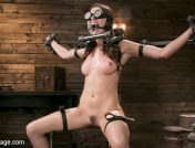 Melissa Moore – Newcomer Melissa Moore Submits to Screaming Bondage