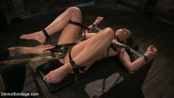 Cheyenne Jewel – Cheyenne Jewel Punished with Unwilling Orgasms and Mean Metal Bondage!