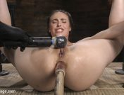 The Pope – Petite Babe Casey Calvert Humiliated with Anal and Brutal Foot Torment